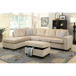 Branham Reversible Sectional