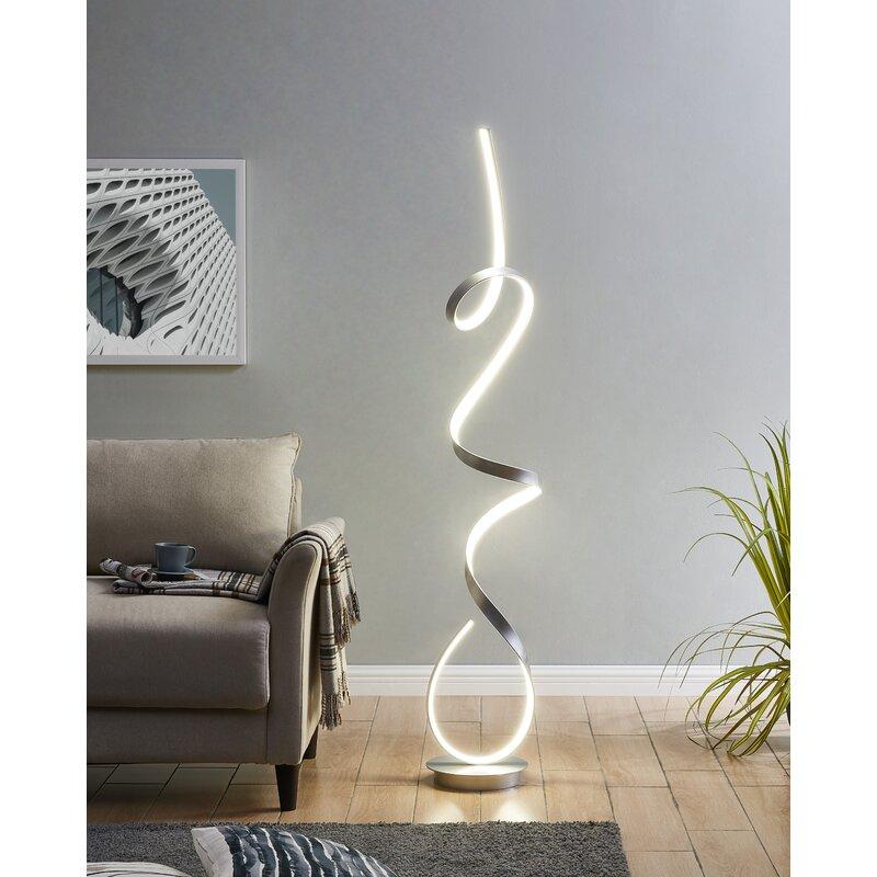 """Clarkedale 10"""" LED Novelty Floor Lamp"""