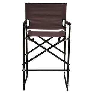Trademark Innovations Folding Director Chair