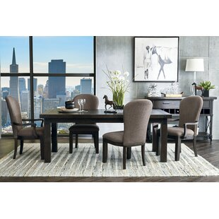 Albro 5 Piece Extendable Dining Set