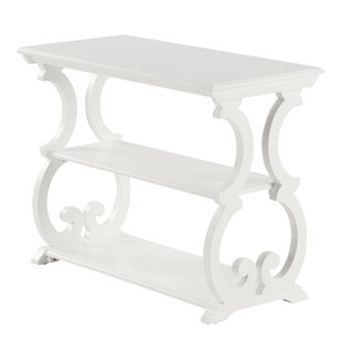 Elige Scroll Console Table By Lily Manor