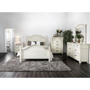 Roxham Panel Configurable Bedroom Set by Andrew Home Studio