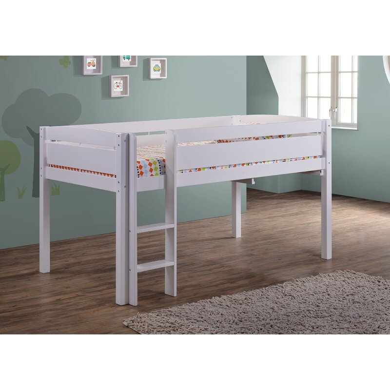 Whistler Twin Bed With Ladder