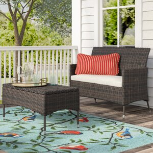 Louella 2 Piece Lounge Seating Group