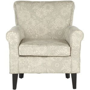 Megan Cotton Armchair by Safavieh
