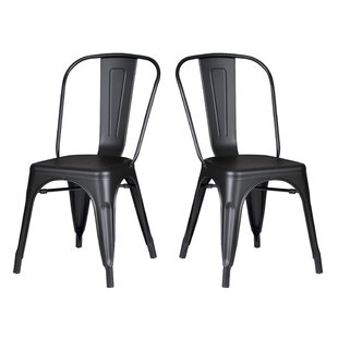 AC Pacific Norman Side Chair (Set of 2)
