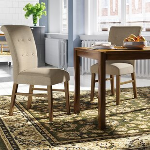 Vigo Upholstered Dining Chair By Brambly Cottage