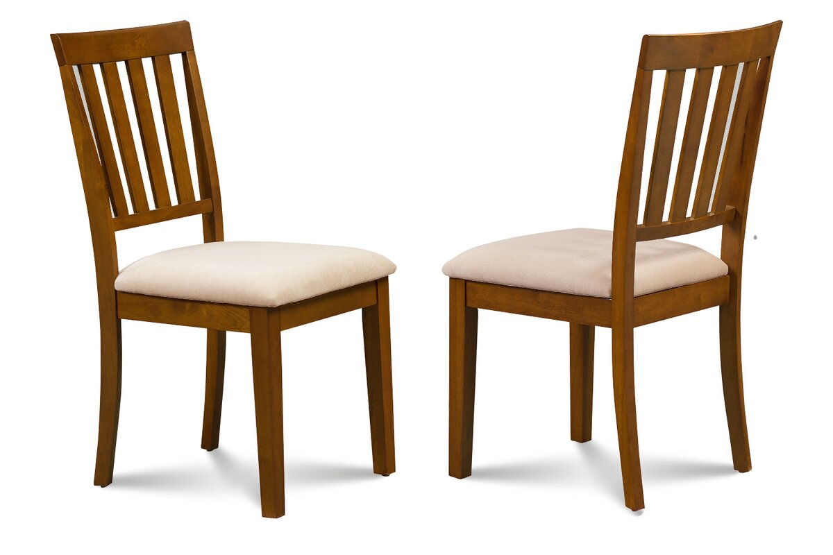 Popular Chicago Soft Padded Dining Side Chair Set Of 2