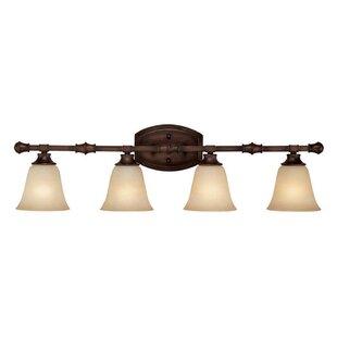 Charlton Home Lindenwood 4-Light Vanity Light