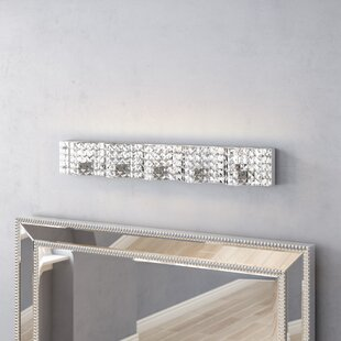 Ashley 5 Light Bath Bar Wayfair