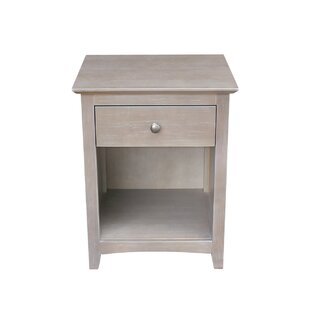 Aries 1 Drawer Nightstand