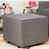 20 Rectangle Standard Ottoman by babyletto