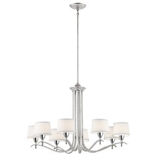 Chasing 8-Light Shaded Chandelier by Darby Home Co