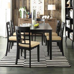 Oneill Modern 7 Piece Dining Set