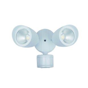Elegant Lighting 20-Watt LED Outdoor Security Spot Light