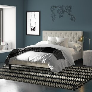 Best Hankerson Upholstered Platform Bed by Mercury Row Reviews (2019) & Buyer's Guide