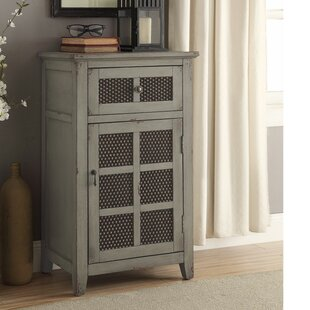 Becking 1 Door Accent Cabinet by Gracie Oaks