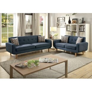 Yamashita 2 Piece Living Room Set By George Oliver