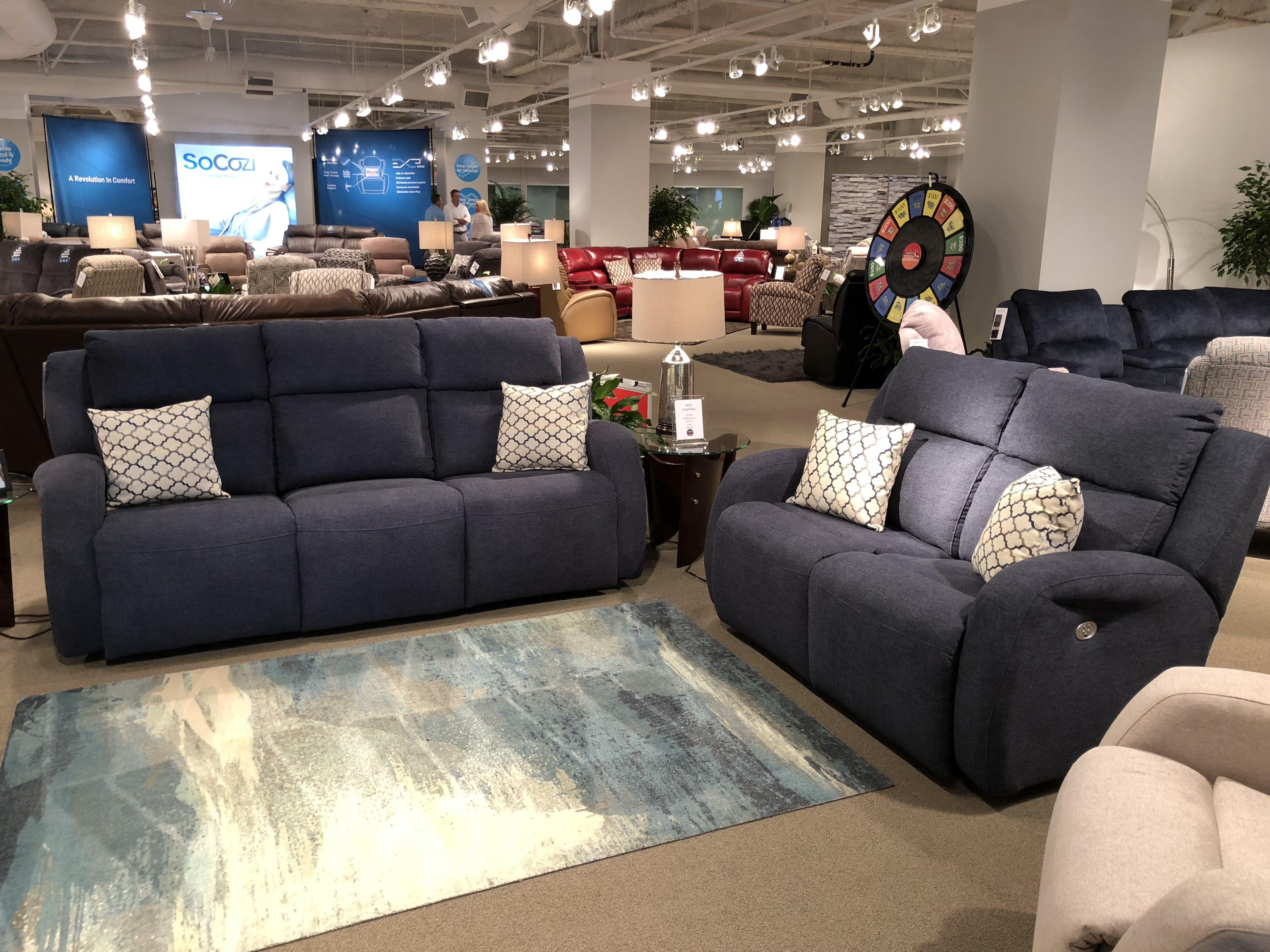 Southern Motion Grand Slam 2 Piece Reclining Living Room Set | Wayfair