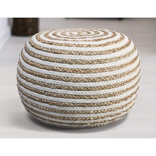 Affordable Price Fort Lupton Pouf By Trent Austin Design