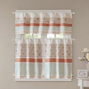 Anni Printed Kitchen Curtain