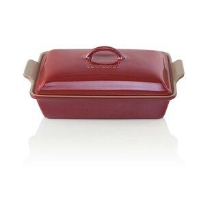 Rectangular Covered Dish