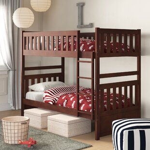Look for Bradninch Bunk Bed by Birch Lane™ Heritage Reviews (2019) & Buyer's Guide