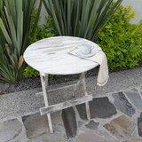 Mcnamara Folding Wooden Bistro Table