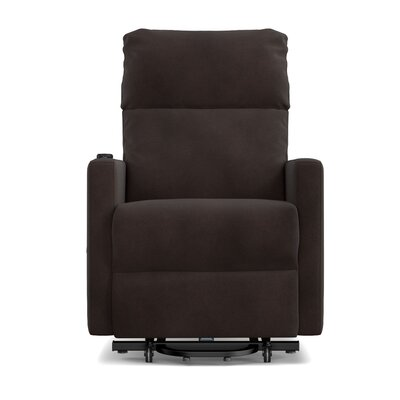 Andover Mills Albert Power Lift Assist Recliner Color: Brown