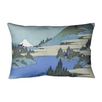 East Urban Home Optimism Inspirational Indoor Outdoor Throw Pillow In Amber Yellow In 20 X 20 Wayfair