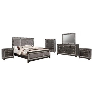 Birdsong Panel Configurable Bedroom Set