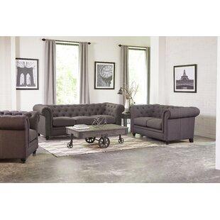 Darby Home Co Vanallen Configurable Livin..