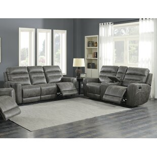 Weese 2 Piece Reclining Living Room Set