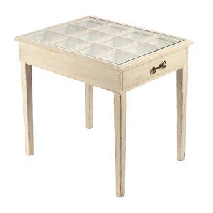 Tripar Wood Table Jewelry Box
