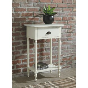 Shuster End Table by Breakwater Bay