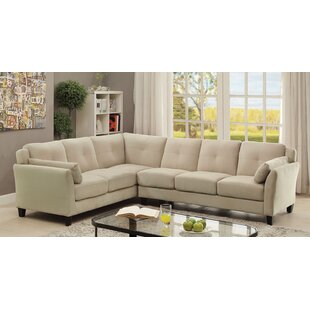 Alcott Hill Karcher Sectional