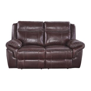 Natasha Reclining Loveseat by Darby Home Co