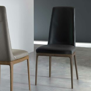 Post Upholstered Dining Chair by YumanMod