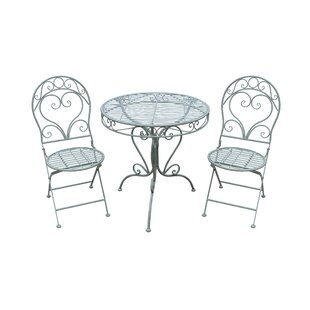 Quiroga 2 Seater Bistro Set By Sol 72 Outdoor