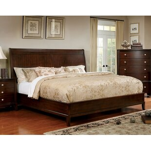 Charlton Home Kennerson Panel Bed