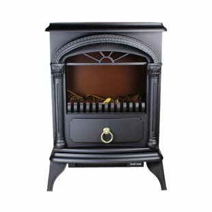 Dontae Heater Electric Stove by Astoria Grand