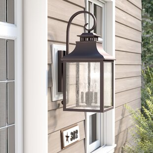 Look for Murphysboro 4-Light Outdoor Wall Lantern By Darby Home Co