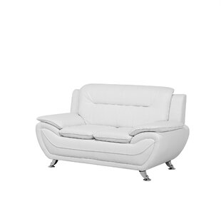 Compare prices Winsted Loveseat by Orren Ellis Reviews (2019) & Buyer's Guide