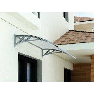 Eloisa Shelter W 125 X D 75m Door Canopy By Sol 72 Outdoor