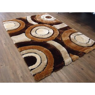 Check Prices Hand-Tufted Brown Area Rug ByRug Factory Plus