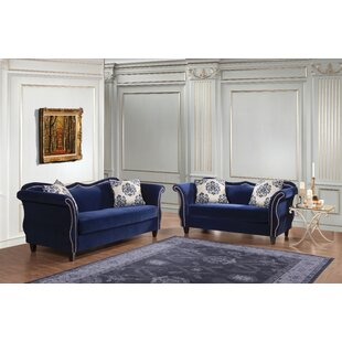 Hokku Designs Emillio Configurable Living Room Set