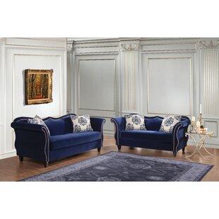 Hokku Designs Emillio Configurable Living Room Set
