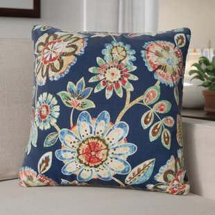 Billings Magnolia Outdoor Throw Pillow