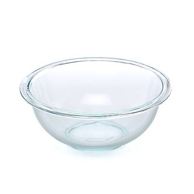 cd8f25ff651 Prepware 1.5 Qt Mixing Bowl in Clear. By Pyrex