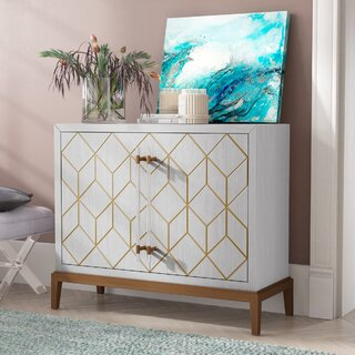 Wessels 2 Door Accent Cabinet by Mercer41 SKU:AA807485 Shop
